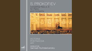 Concerto No. 3 in G Major for Piano with Orchestra, Op. 26: II. Theme with Variations - Andantino