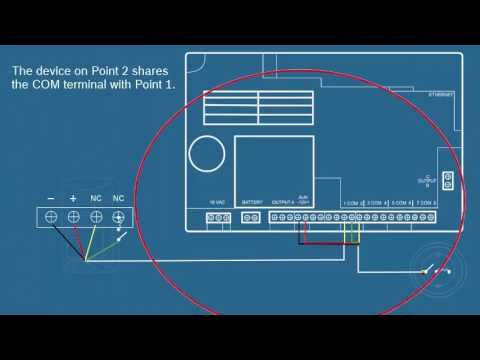 Control Panel Wiring Basics - YouTube