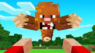 We Found BIGFOOT In MINECRAFT! (hunt)