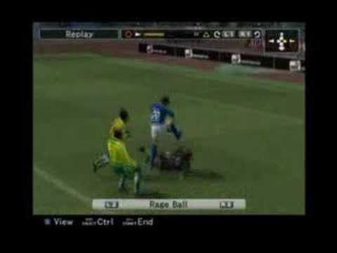 Paolo Rossi - Bicicleta (Bicycle Kick) Pro Evolution Soccer
