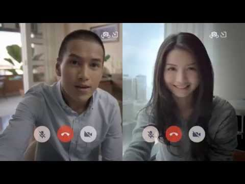 LINE TVC - Video Call, Myanmar