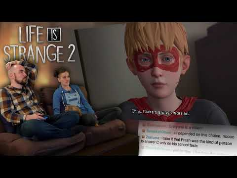 Life is Strange 2 AWESOME!   EPISODE 2   Part 5 thumbnail