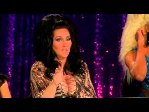 RuPaul Throwing Shade at Michelle Visage (Compilation)