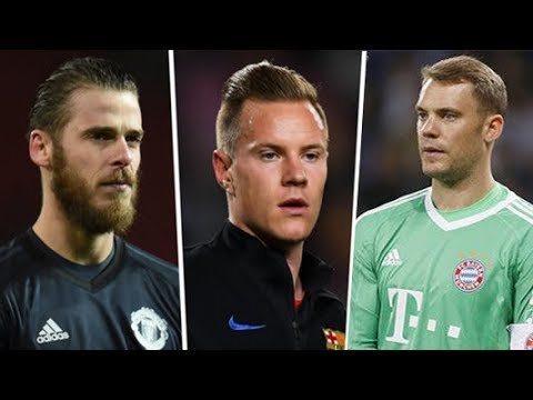 Dünyanın En İyi 10 Kalecisi 2018-2019