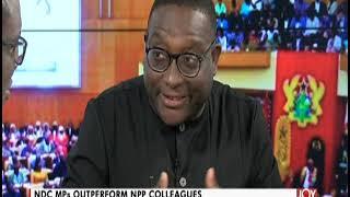 NDC MPs Outperform NPP Colleagues - PM Express on JoyNews (10-6-19)
