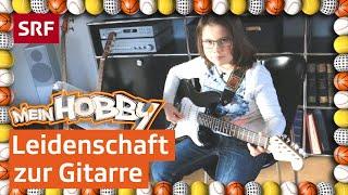 Iain und seine Leidenschaft zur Gitarre | Mein Hobby