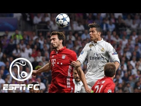 Real Madrid will face Bayern Munich in Champions League semifinals | ESPN FC
