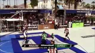 Slamball 2013 NEW Game Maulers vs. Rumble Highlights