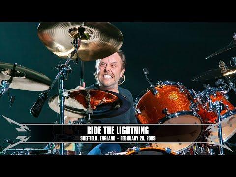 Metallica: Ride the Lightning (MetOnTour - Sheffield, England - 2009) Thumbnail image
