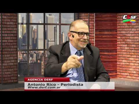 Rico: Bielsa y Rossi están hablando por la unidad en Santa Fe