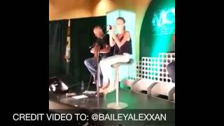 a full video of audrey mcgraw performance tim mcgraw and faith hill