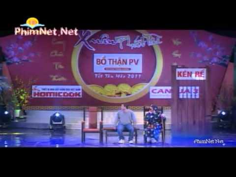 Hài Tết 2011 Ai cũng được yêu - Hoài Linh - Hồng Vân - Chiến Thắng