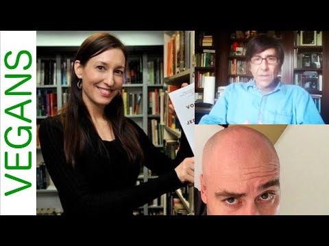 The Vegan vs. Vegan Thing: Gary Francione vs. Melanie Joy.