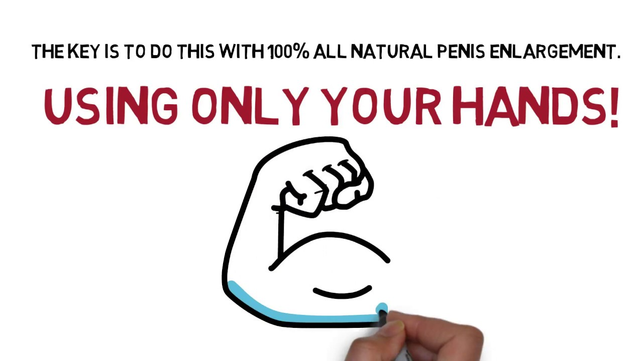 Seems impossible. how to get your dick bigger naturally something