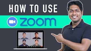 How to Use the Zoom Meeting App