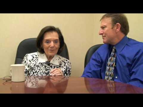 Mark Thompson Interviews Frances Hesselbein