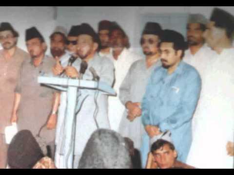 Bait of 4th Khilafat in Ahmadiyya Muslim Community{Urdu Language}