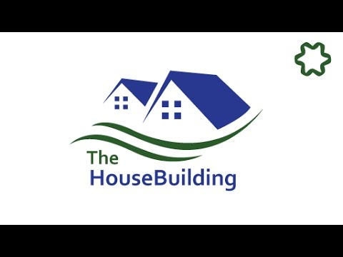 House Logo Design Tutorial in Adobe illustrator / Home ...