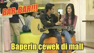 NEKAT!!! BAPERIN CUT TARI KW 2 DI MALL