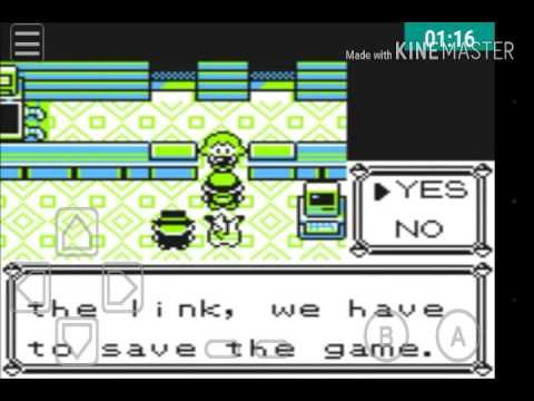 How To Trade Pokemon On My Old Boy Emulator On One Device!!!