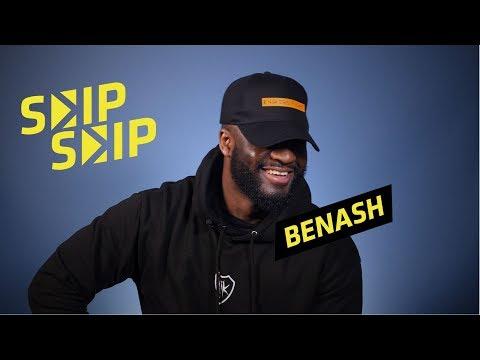 Youtube: BENASH:«Je devais faire un feat avec Ninho» | SKIP SKIP