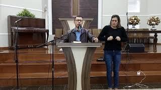 IP Arapongas - Pr Donadeli - Pare de Subestimar a União do Povo de Deus - Salmo 133 - 07-06-2020
