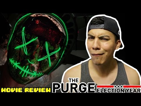 The Purge: Election Year movie Review