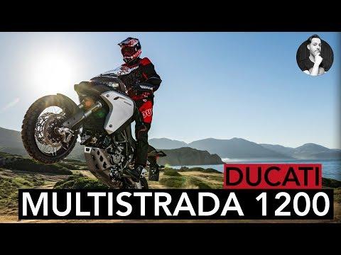 Ducati MULTISTRADA 1200 Enduro   Test Drive