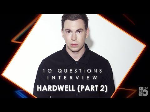 Hardwell Interview [Part 2: B2B Armin Van Buuren, About Dimitri Vegas Like Mike & More!]