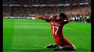 Португалия-Швейцария 2-0 Голы и основные моменты 10.10.2017