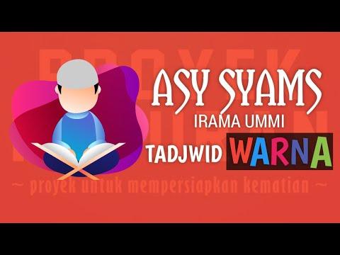 Surat Asy Syams Metode Ummi