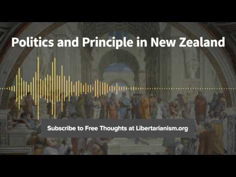 Episode 114: Politics and Principle in New Zealand (with Jamie Whyte)