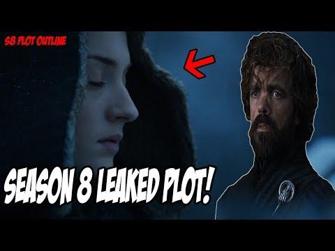 Season 8 Plot LEAKED! Game Of Thrones Season 8 (Leaked Scenes)