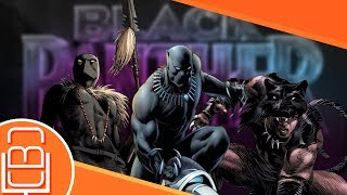 Black Panther Legacy Film or Franchise is Coming & More? - CBC