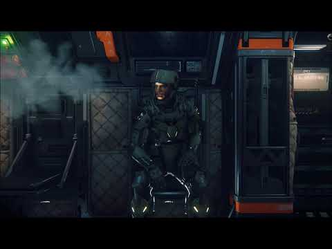 Star Citizen Alpha 3.0 PTU - Using the Ursa as an Escape Pod