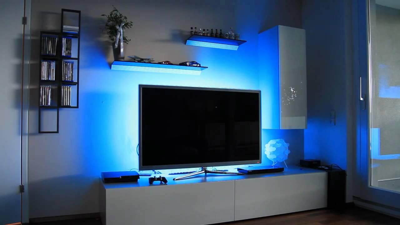 Samsung Ue55c8780 3d Tv Mit Hintergrundbeleuchtung Youtube