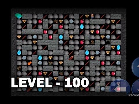 Diamond Mine Level 100 Collected All 30 Diamonds