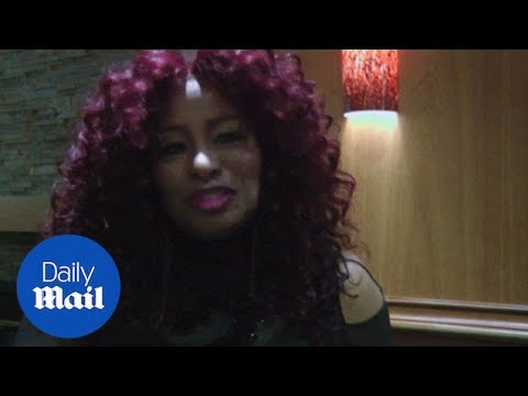 Chaka Khan Talks About The Endurance Of Prince's Music - Daily Mail