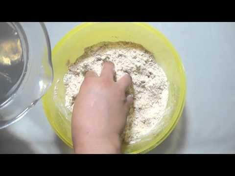 How to Make Poori Atta