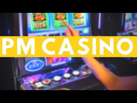 pm игровые автоматы