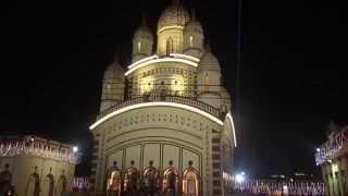 dakshineswar kali temple Diwali (Kali Puja) Night 02:00 A.M