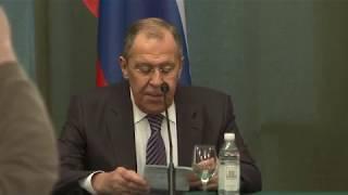 Заявления для прессы по итогам пятой сессии Российско-Арабского Форума сотрудничества