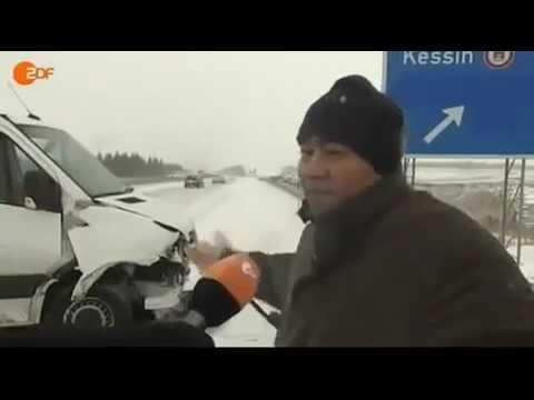 Ich machen so, Auto machen so ... Unfall | A20 - YouTube