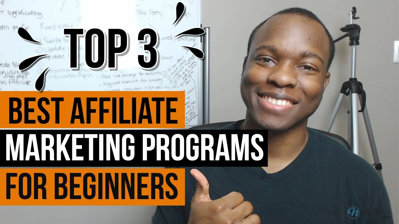 Top 3 BEST Affiliate Marketing Programs for Beginners That Pay High Recurring Commissions