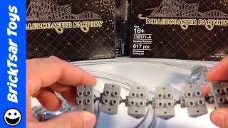 Coaster Dynamix Haul - Rollercoaster Factory! 110171-A Limited Edition- LEGO Compatible
