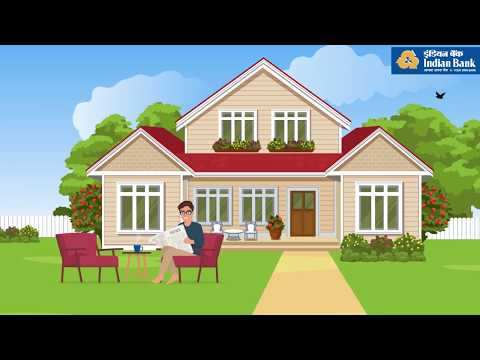 Indian Bank - Festive Offers On Home Loan