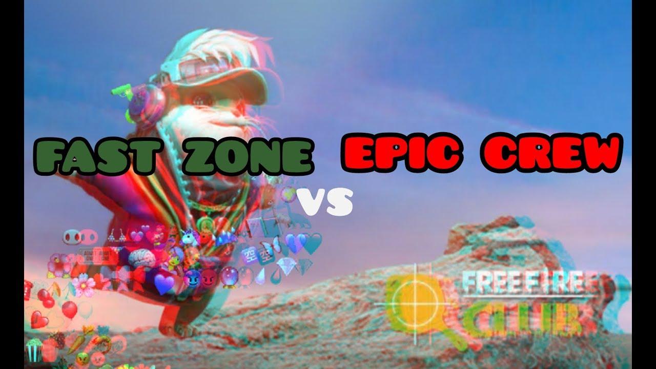 🔴GUILD WAR🔴 FAST ZONE vs EPIC CREW