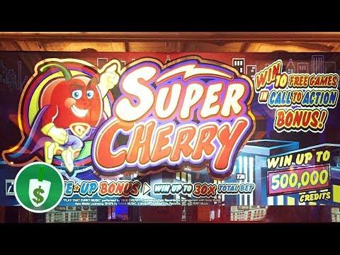Super cherry 1000 slot machine