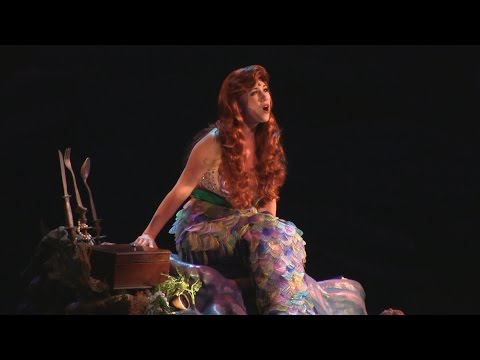 Voyage of The Little Mermaid - full show at Disney's Hollywood Studios