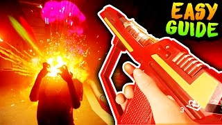 ZOMBIES IN SPACELAND EASTER EGG GUIDE:
